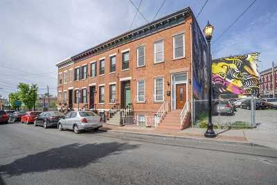 Jersey City Single Family Home For Sale: 13 Summit Ave