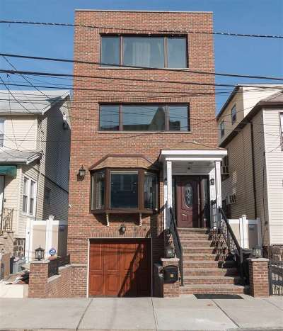 North Bergen Single Family Home For Sale: 8514 4th Ave