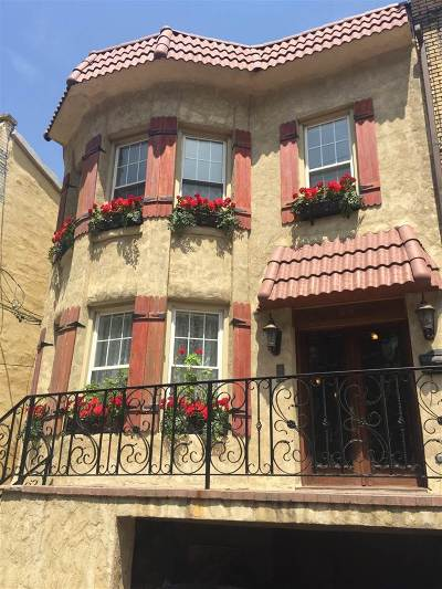 West New York Multi Family Home For Sale: 20 51st St