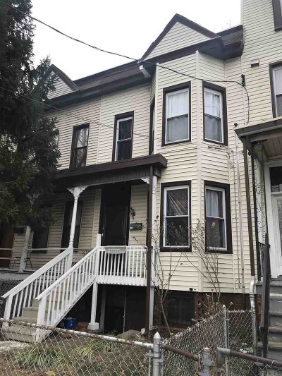 Jersey City Single Family Home For Sale: 239 Virginia Ave