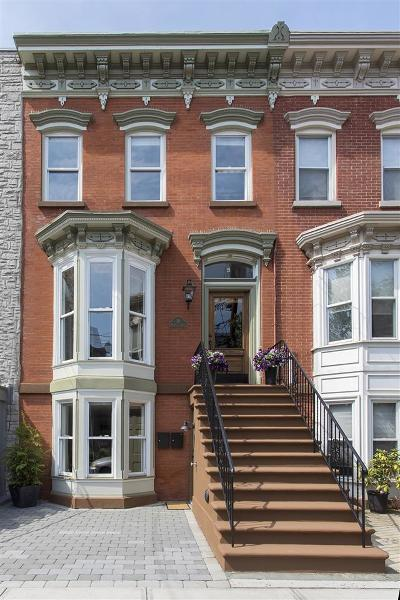 Jersey City Single Family Home For Sale: 19 Magnolia Ave
