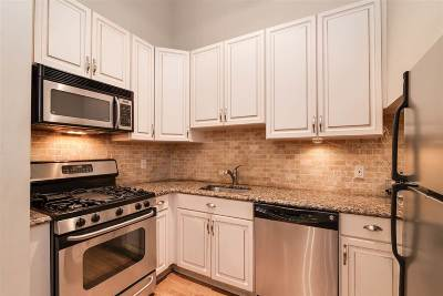 Weehawken Condo/Townhouse For Sale: 518 Gregory Ave #A420