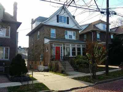 North Bergen Single Family Home For Sale: 17 75th St