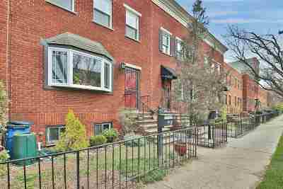 Jersey City Single Family Home For Sale: 320 9th St
