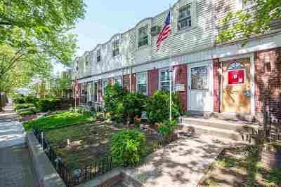 Jersey City Single Family Home For Sale: 318 Stevens Ave
