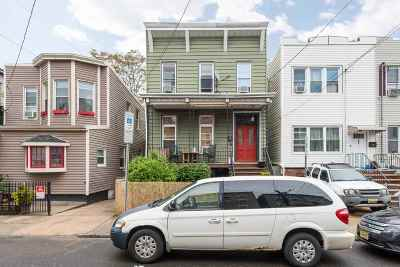 Jersey City NJ Multi Family Home For Sale: $749,900
