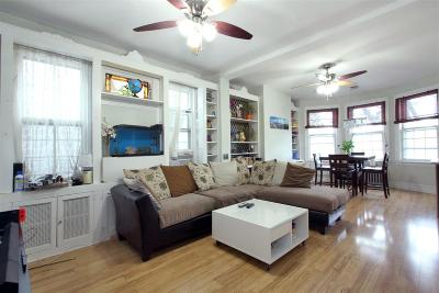 Jersey City NJ Multi Family Home For Sale: $689,999