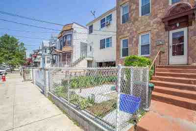 Jersey City NJ Multi Family Home For Sale: $340,000