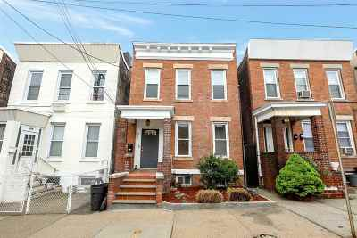 West New York Multi Family Home For Sale: 217 53rd St