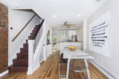 Jersey City Single Family Home For Sale: 318 7th St