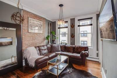 Hoboken Condo/Townhouse For Sale: 712 Willow Ave #5C