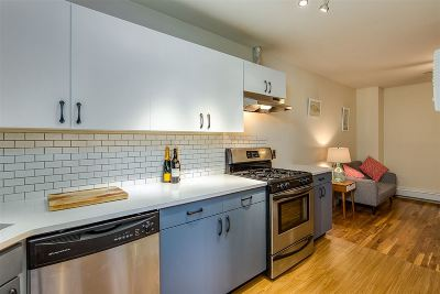 Hoboken Condo/Townhouse For Sale: 509 2nd St #2B
