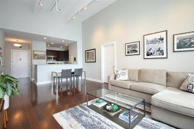 Hoboken Condo/Townhouse For Sale: 1500 Hudson St #7u