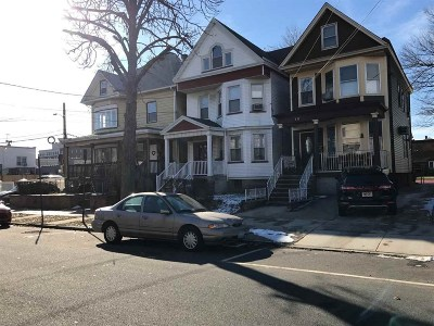 Bayonne Multi Family Home For Sale: 16 West 31st St