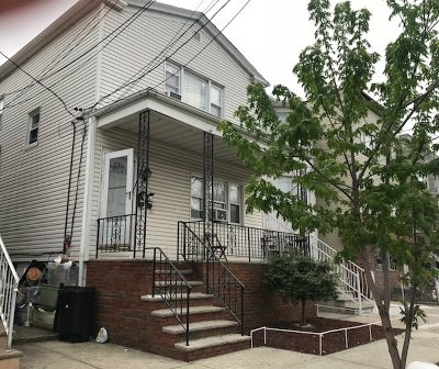 Bayonne Multi Family Home For Sale: 12 West 10th St