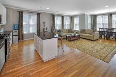 Hoboken Condo/Townhouse For Sale: 901 Madison St #3G