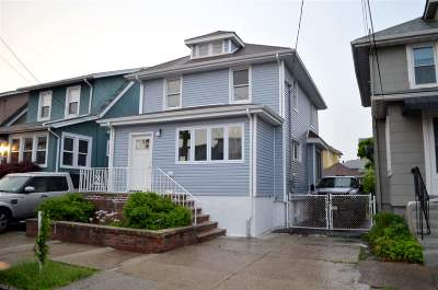 North Bergen Single Family Home For Sale: 8400 5th St