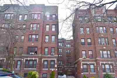 Jersey City NJ Condo/Townhouse For Sale: $175,000
