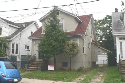 North Bergen Single Family Home For Sale: 8804 5th Ave