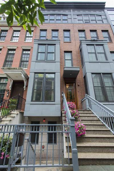 Jersey City Single Family Home For Sale: 110 River St