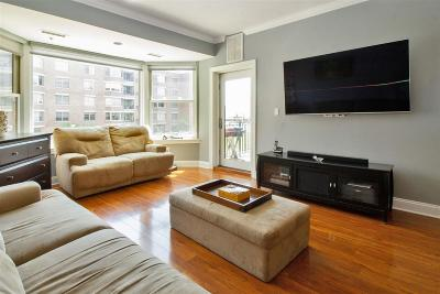 West New York Condo/Townhouse For Sale: 20 Avenue At Port Imperial #211