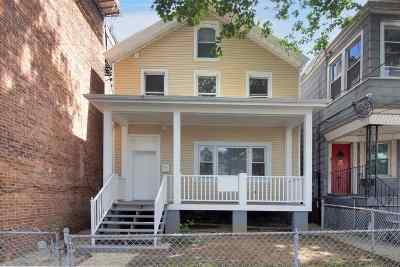 Jersey City Single Family Home For Sale: 44 Lexington Ave