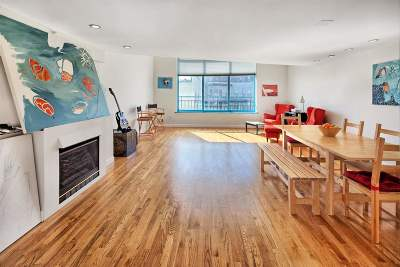 Weehawken Condo/Townhouse For Sale: 518 Gregory Ave #A213