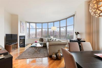 North Bergen Condo/Townhouse For Sale: 8100 River Rd #218