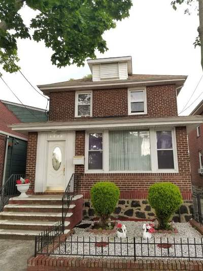 North Bergen Single Family Home For Sale: 8820 3rd Ave