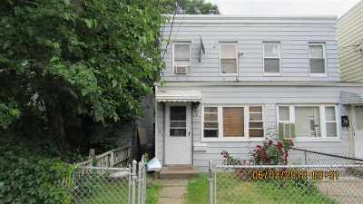 Jersey City Single Family Home For Sale: 78 Corbin Ave