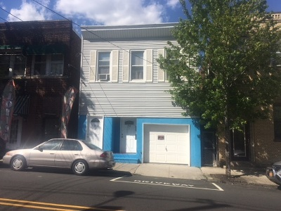 West New York Multi Family Home For Sale: 156 61st St