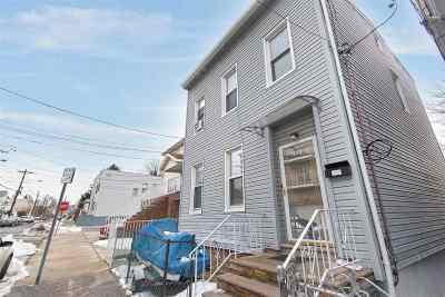Jersey City Single Family Home For Sale: 295 Pearsall Ave