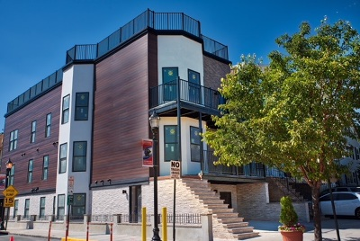 Union City Condo/Townhouse For Sale: 901 Palisade Ave #2