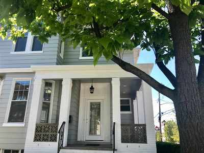 Union City Single Family Home For Sale: 1415 West 15th St