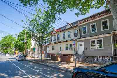 Jersey City Single Family Home For Sale: 256 Duncan Ave