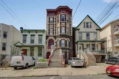 Jersey City NJ Multi Family Home For Sale: $1,475,000