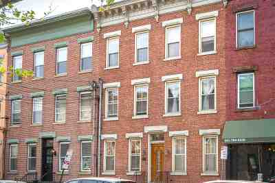 Jersey City NJ Condo/Townhouse For Sale: $509,000