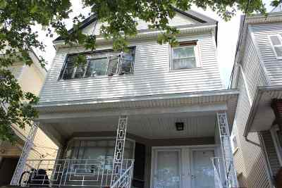 Bayonne Multi Family Home For Sale: 135 West 28th St