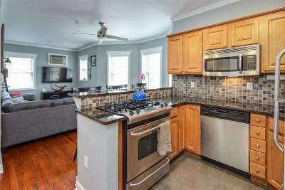 Hoboken NJ Condo/Townhouse For Sale: $515,000