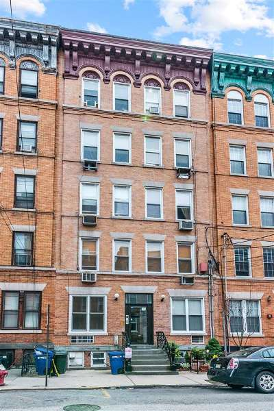 Hoboken NJ Condo/Townhouse For Sale: $535,000