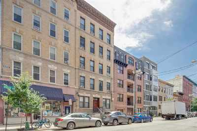 Hoboken NJ Condo/Townhouse For Sale: $599,900