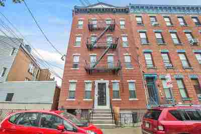 Jersey City NJ Condo/Townhouse For Sale: $549,000