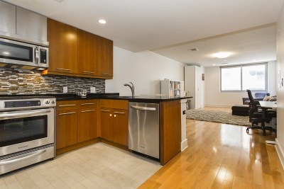 Jersey City NJ Condo/Townhouse For Sale: $625,000