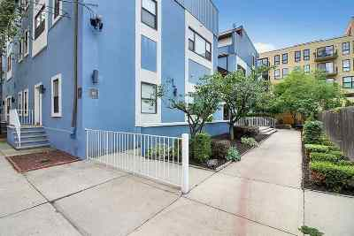 Hoboken NJ Condo/Townhouse For Sale: $499,000