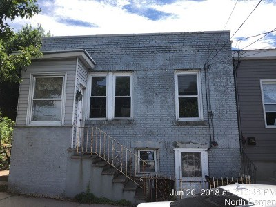 North Bergen Single Family Home For Sale: 1453 64th St