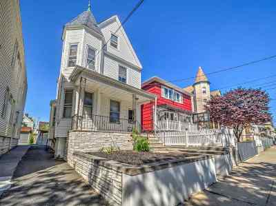 Jersey City Single Family Home For Sale: 155 Neptune Ave