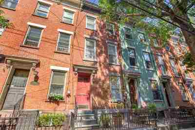 Jersey City Single Family Home For Sale: 163 Coles St