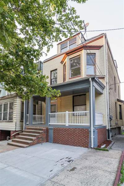 Jersey City Single Family Home For Sale: 106 Kensington Ave