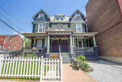 Jersey City Single Family Home For Sale: 24 Emory St