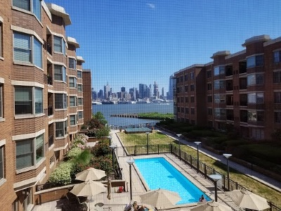 West New York Condo/Townhouse For Sale: 22 Avenue At Port Imperial #217